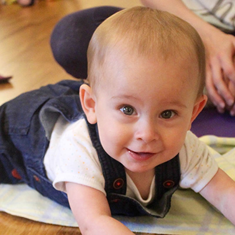 Baby yoga courses, Exeter