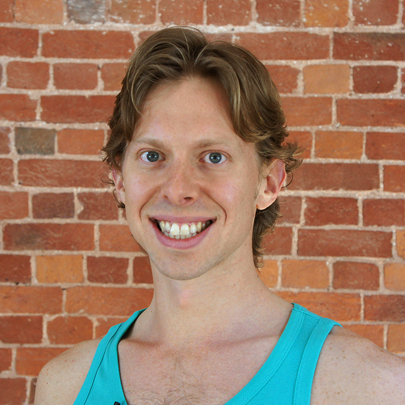 Chris Croft, The Exeter Yoga Workshop