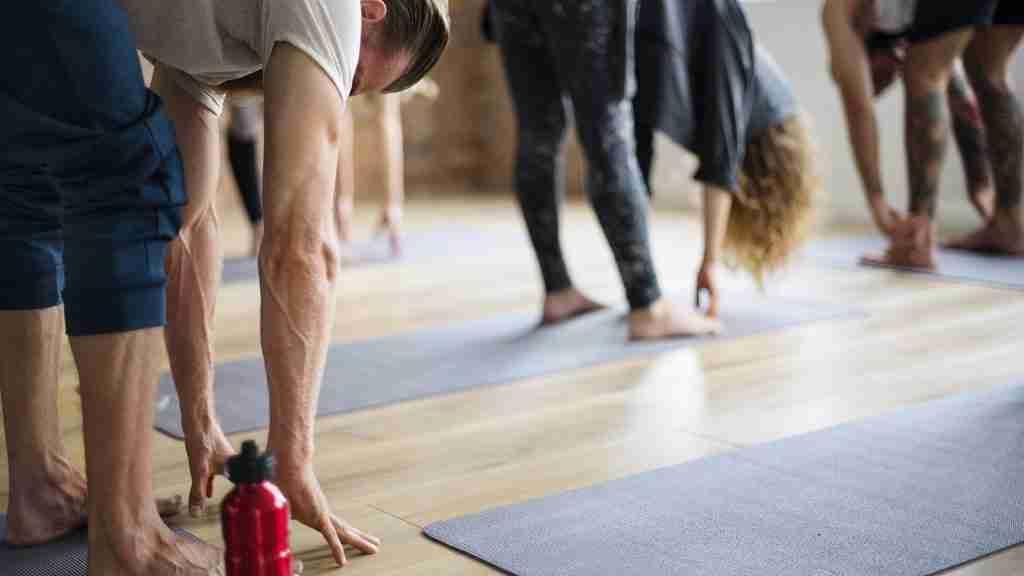 beginners yoga exeter