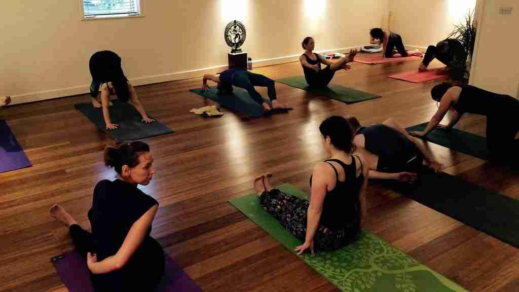mysore ashtanga yoga exeter
