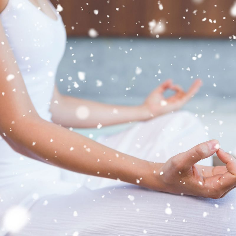 seasonal yoga winter warmer workshop