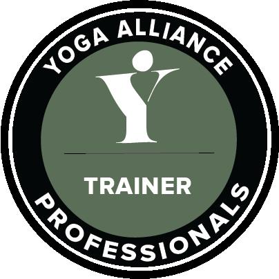 yoga alliance professionals trainer
