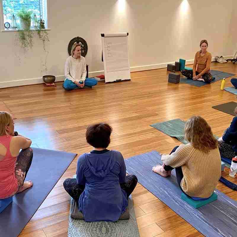 yoga teacher training exeter