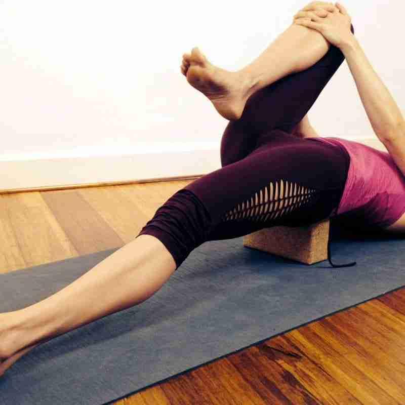 yin yoga teacher training exeter